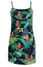Jungle Parrots Sundress